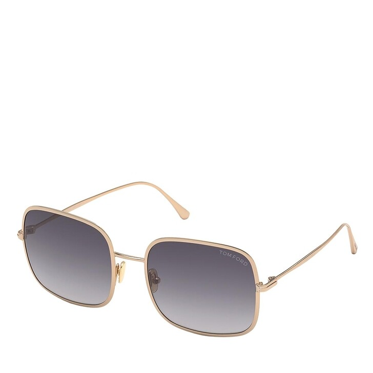 Sonnenbrille, Tom Ford, FT0865 Rose Gold/Black
