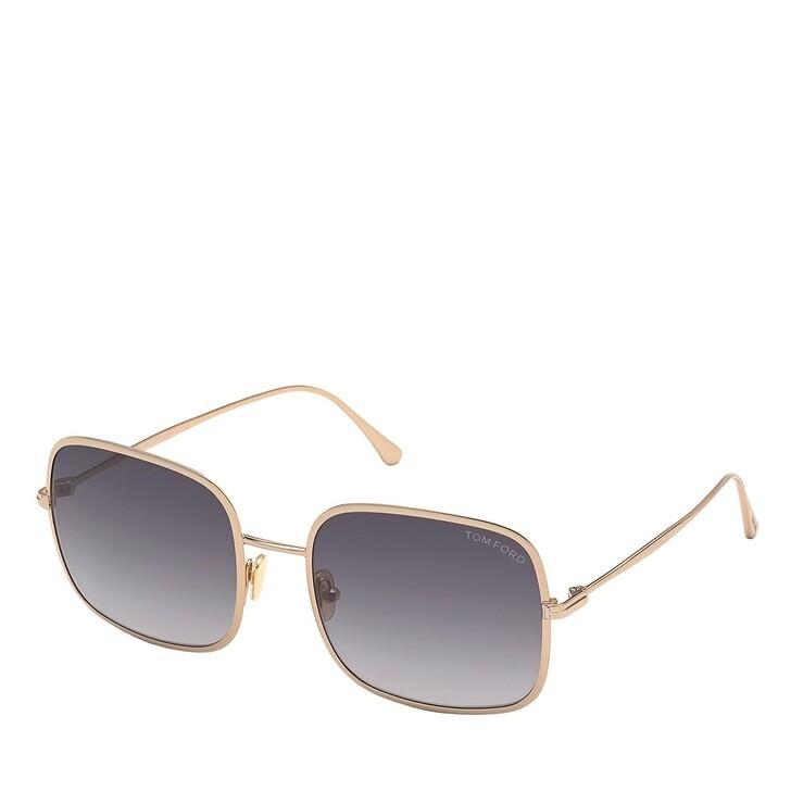 sunglasses, Tom Ford, FT0865 Rose Gold/Black