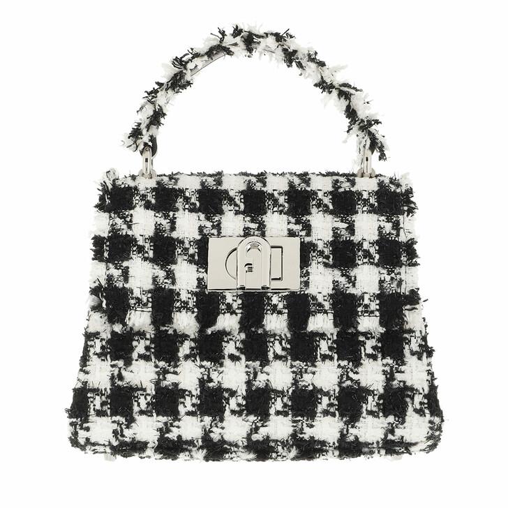 bags, Furla, Furla 1927 Mini Top Handle Toni Nero