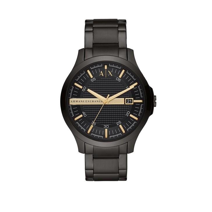 Uhr, Armani Exchange, Men Hampton Smart Watch Black