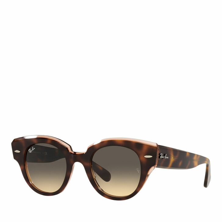 Sonnenbrille, Ray-Ban, 0RB2192 HAVANA ON TRANSPARENT