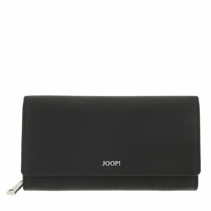 wallets, JOOP!, Sofisticato 1.0 Europa Purse Lh11F Black