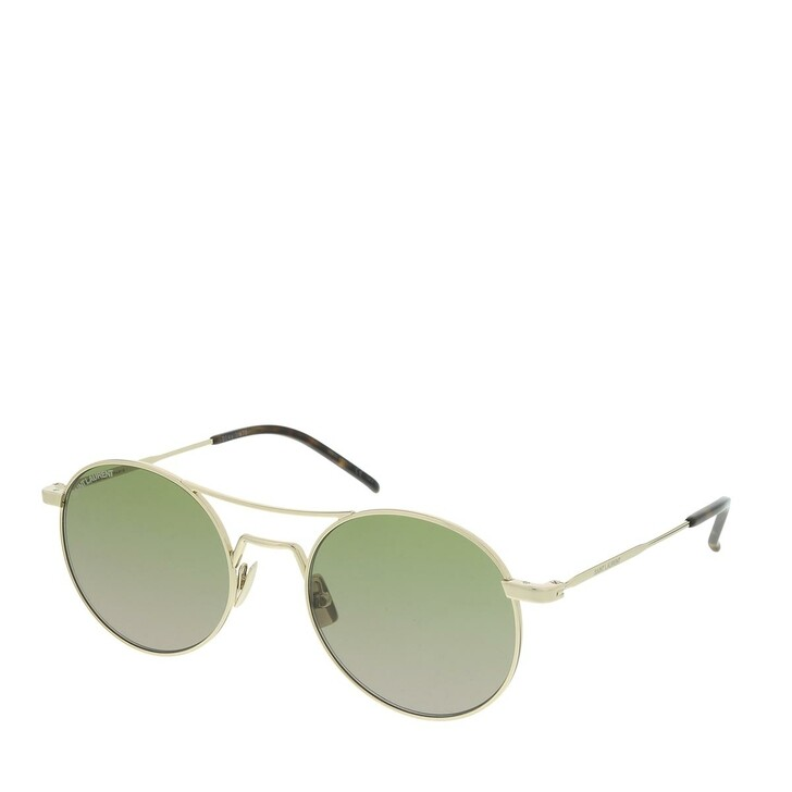 Sonnenbrille, Saint Laurent, SL 421-004 51 Sunglasses Man Gold