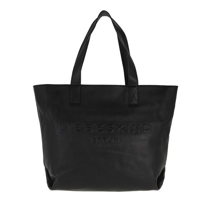 Handtasche, Liebeskind Berlin, Hannah Shopper Black