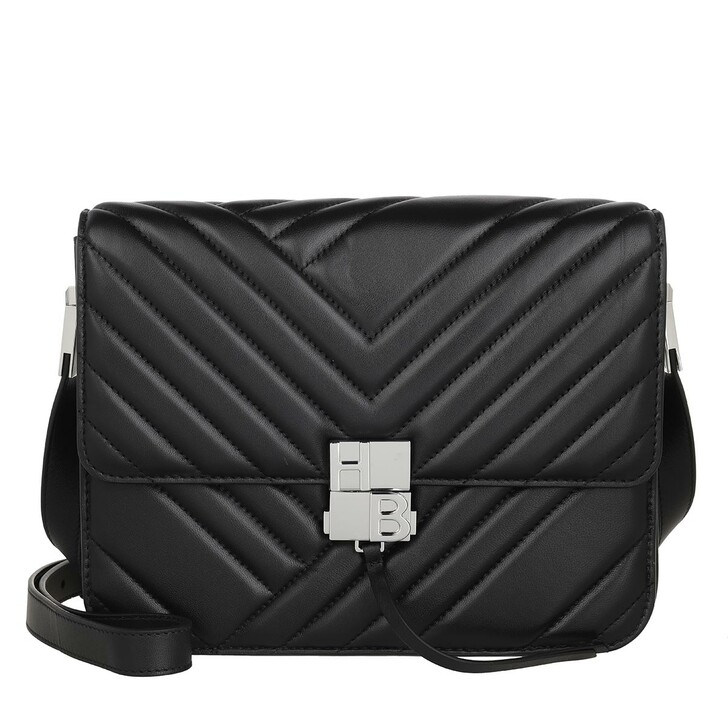Handtasche, Boss, Ella Shoulder Bag Black