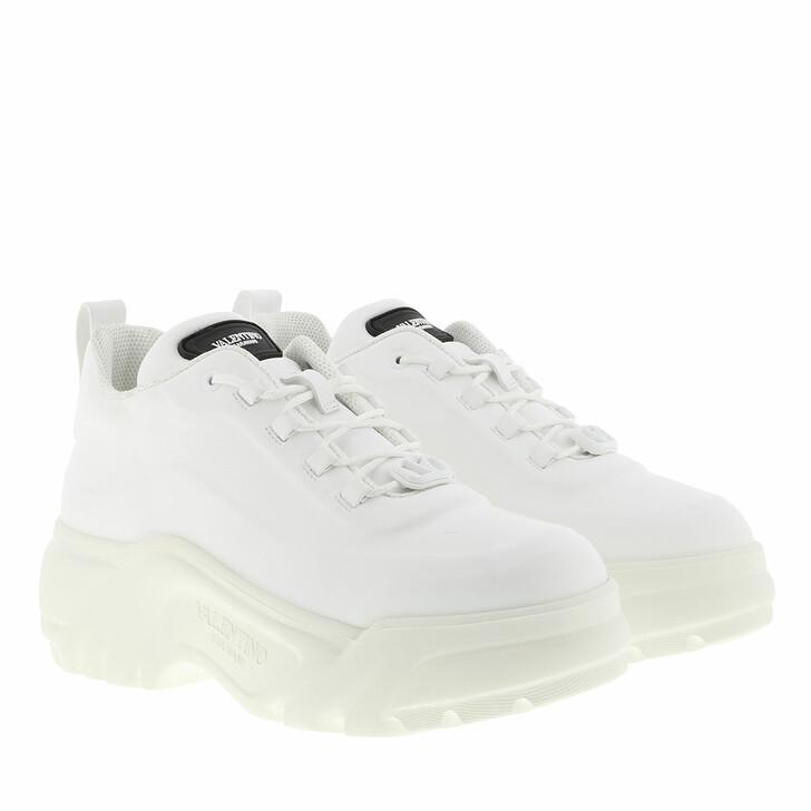 Schuh, Valentino Garavani, Sneakers Bianco Ottico
