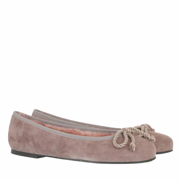 shoes, Pretty Ballerinas, Tyra Ballerinas Grey