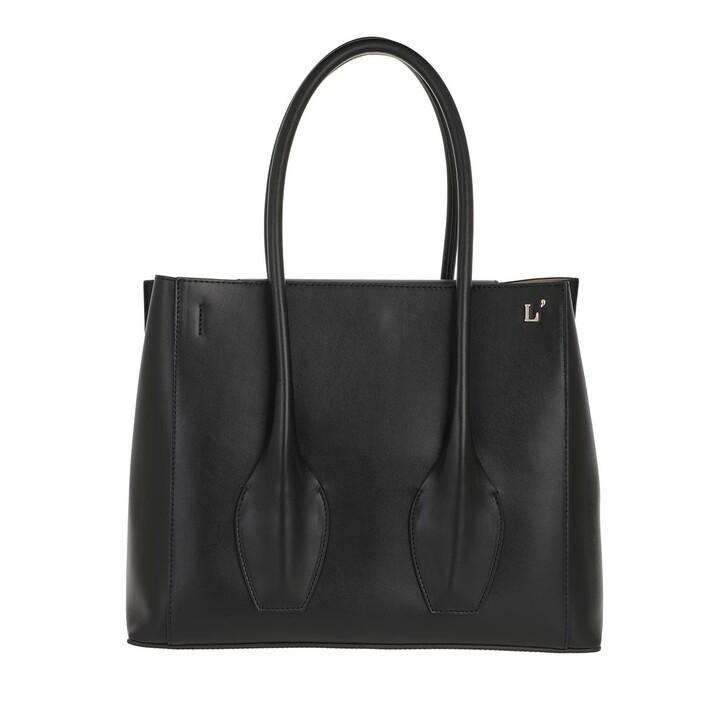 Handtasche, L´Autre Chose, Tote Bag Tresor Black