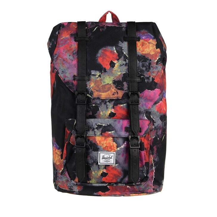 bags, Herschel, Little America Mid-Volume Backpack Watercolor
