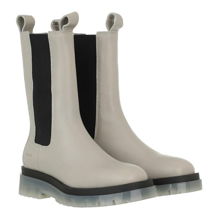 shoes, Copenhagen, CPH1000 Boot Calf Leather Stone