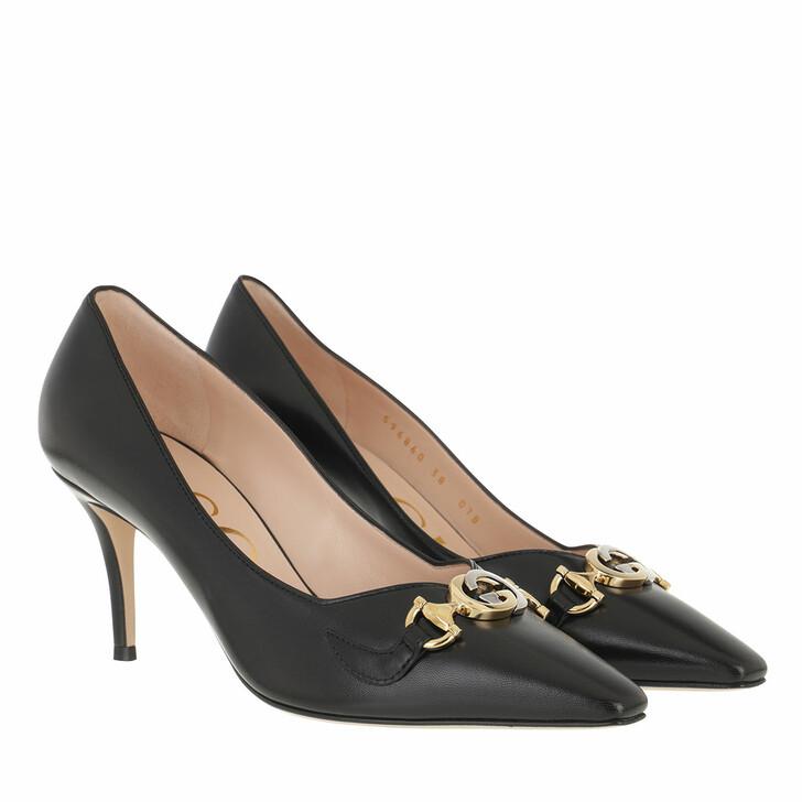 Schuh, Gucci, Zumi Pumps Black