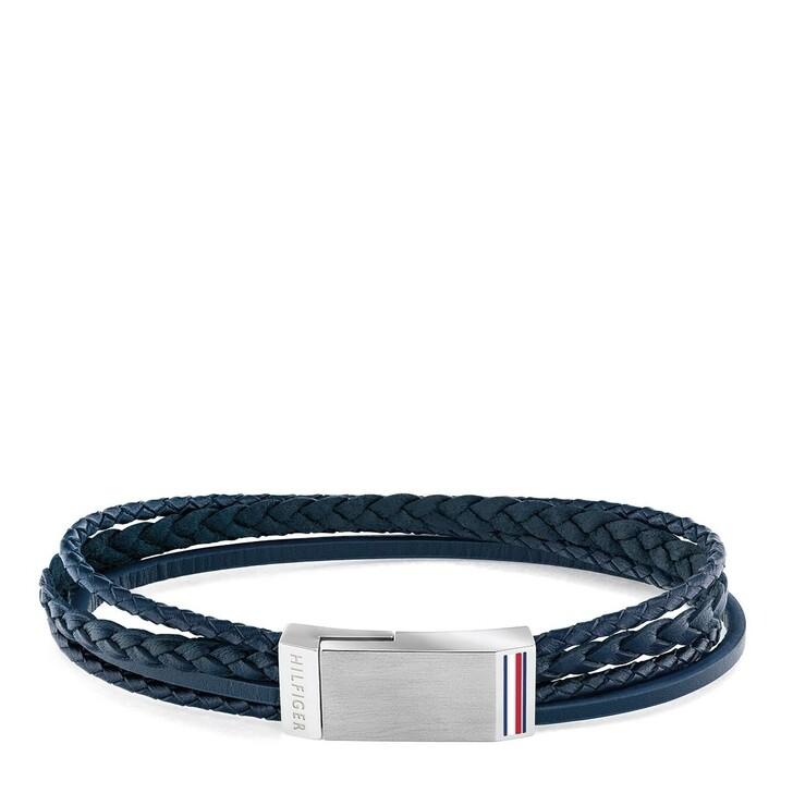 bracelets, Tommy Hilfiger, Casual Core Bracelet Blue