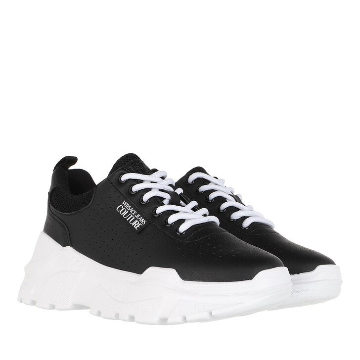 Schuh, Versace Jeans Couture, Linea Fondo Speed Sneaker Black