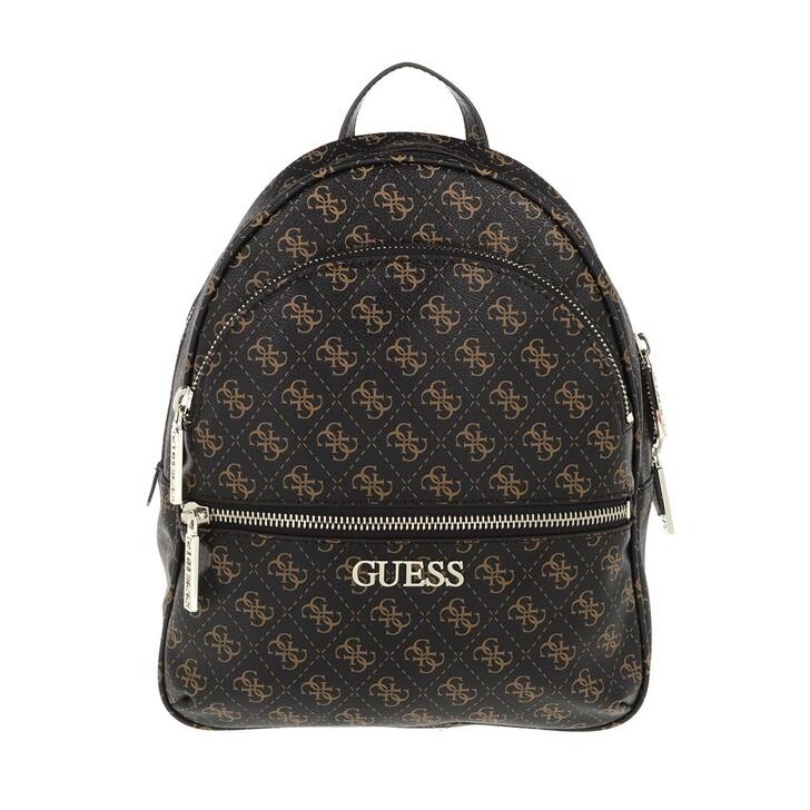 Reisetasche, Guess, Manhattan Backpack Brown