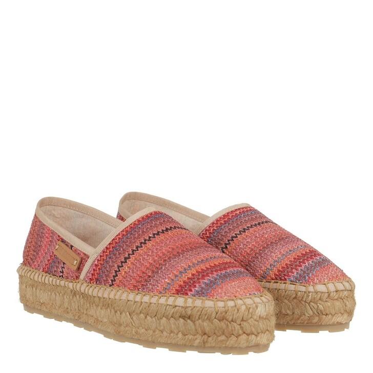 Schuh, Love Moschino, Scarpad.Espa35 Intreccio  Rosso