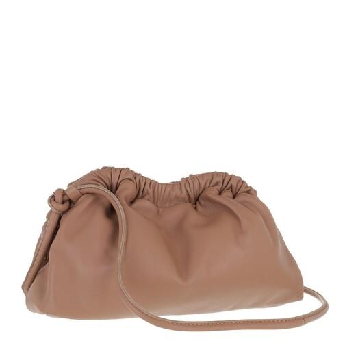 Mansur Gavriel Clutches & Sacs de Soirée, Mini Cloud Clutch Leather en beige - pour dames