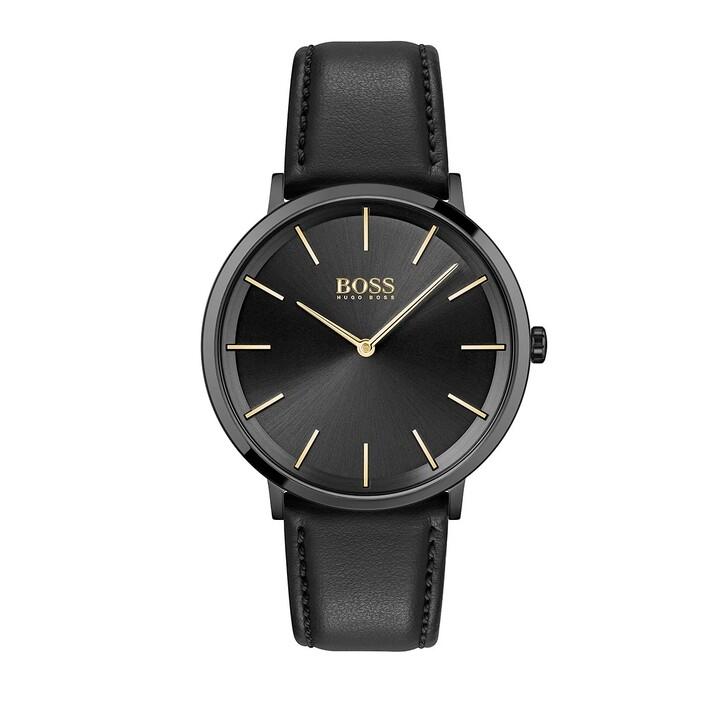 Uhr, Boss, Skyliner Watch Black