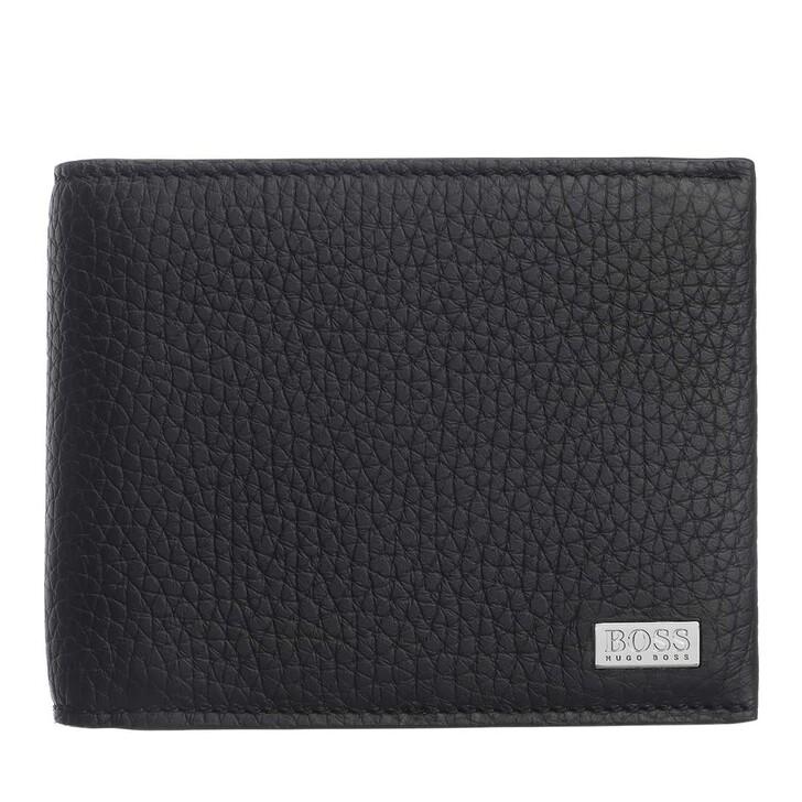 Geldbörse, Boss, Crosstown Trifold Wallet Black