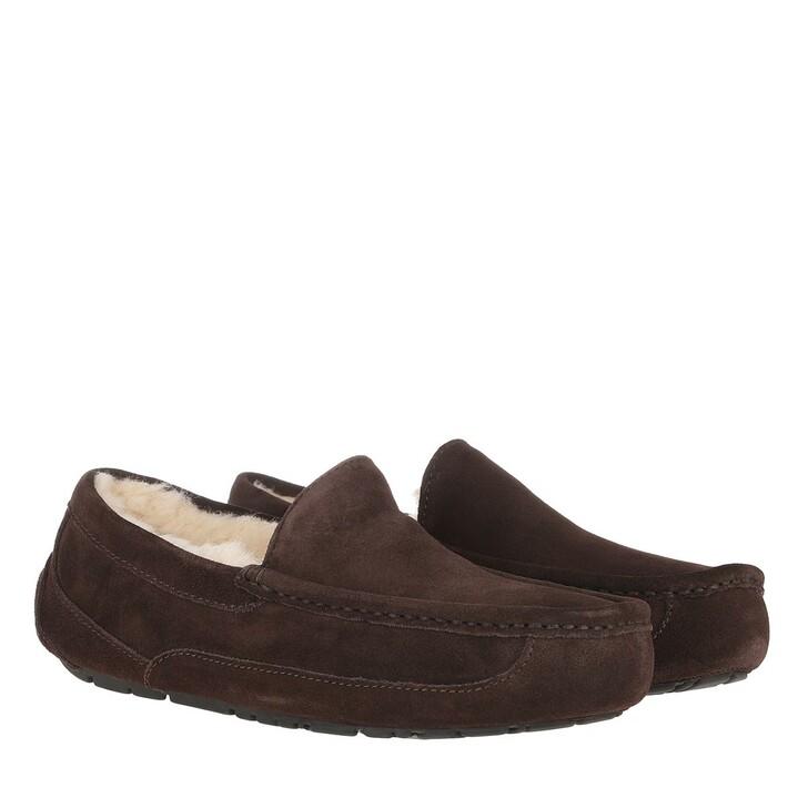 shoes, UGG, Men Ascot Slipper Espresso