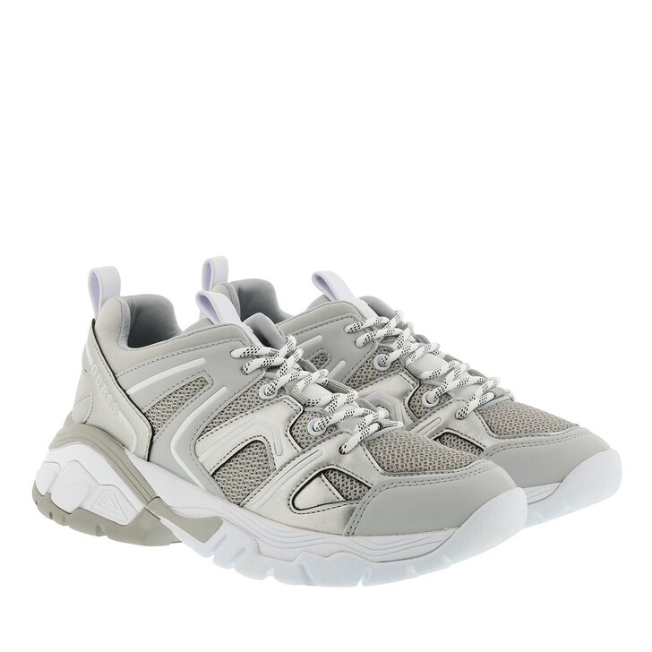 shoes, Guess, Marlia Active Lady Leather Sneaker Grey