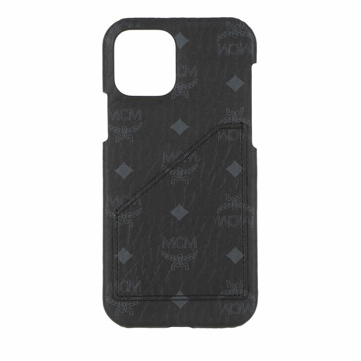 Smartphone/Tablet case (Case), MCM, Visetos Original Iphone 12 Phone Case Black