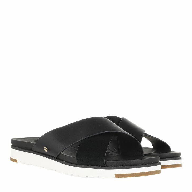 Schuh, UGG, Kari Sandal Black