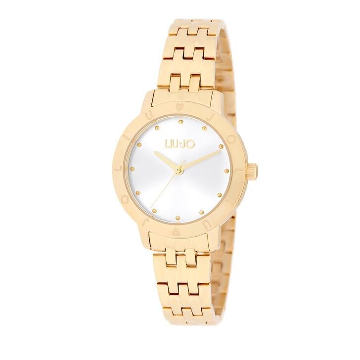 Uhr, LIU JO, TLJ1811 Greta Quartz Watch Yellow gold