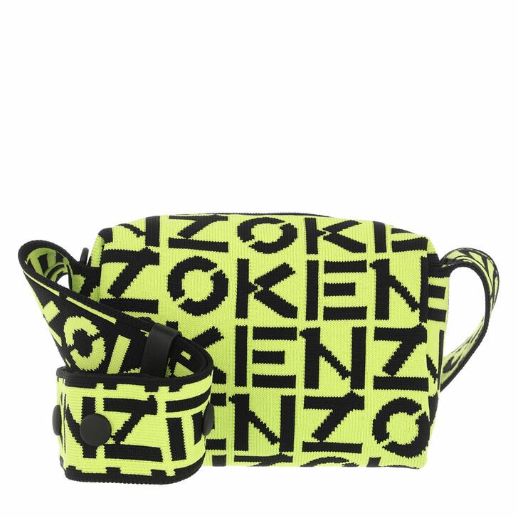bags, Kenzo, Crossbody bag Pistache
