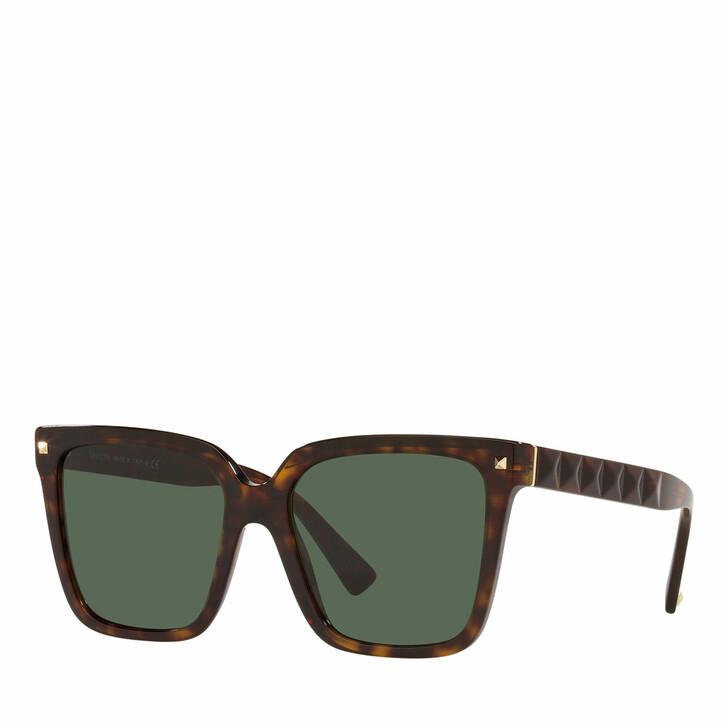 sunglasses, Valentino Garavani, Woman Sunglasses 0VA4098 Havana
