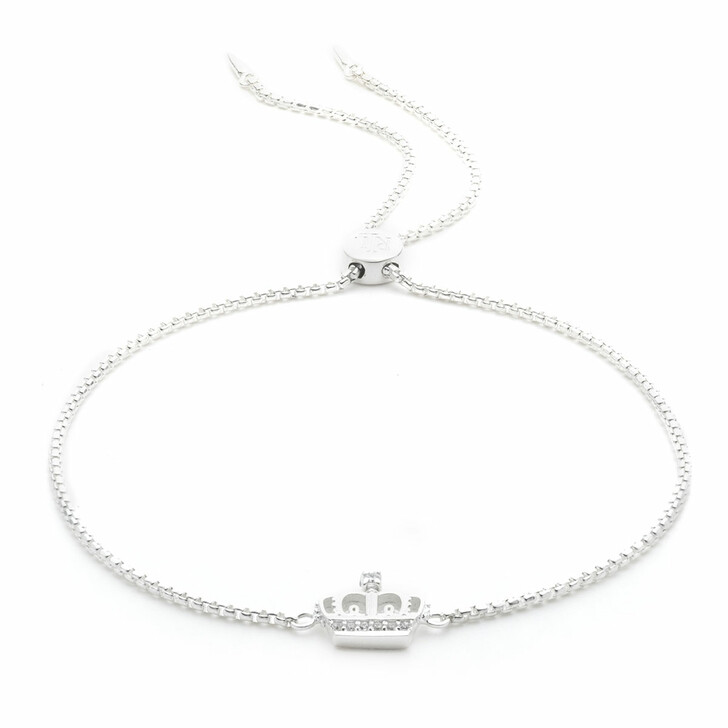 bracelets, Lauren Ralph Lauren, Bracelet Crown Silder Silver