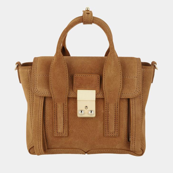 bags, 3.1 Phillip Lim, Pashli Mini Satchel Cinnamon