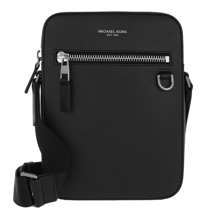 bags, MICHAEL Michael Kors, Flight Bag Black