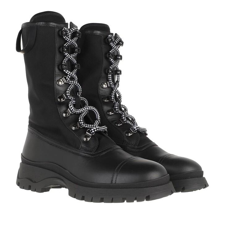 Schuh, Prada, Boots Black