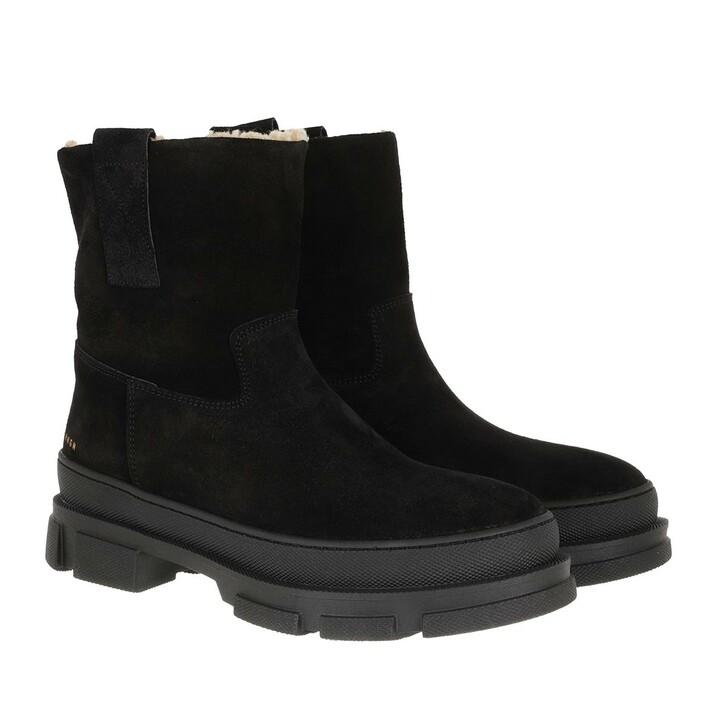 Schuh, Copenhagen, Boots Crosta Black