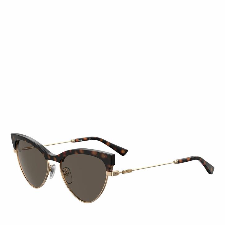 sunglasses, Moschino, Sunglasses Mos068/S Havana