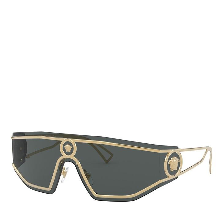 Sonnenbrille, Versace, 0VE2226 GOLD
