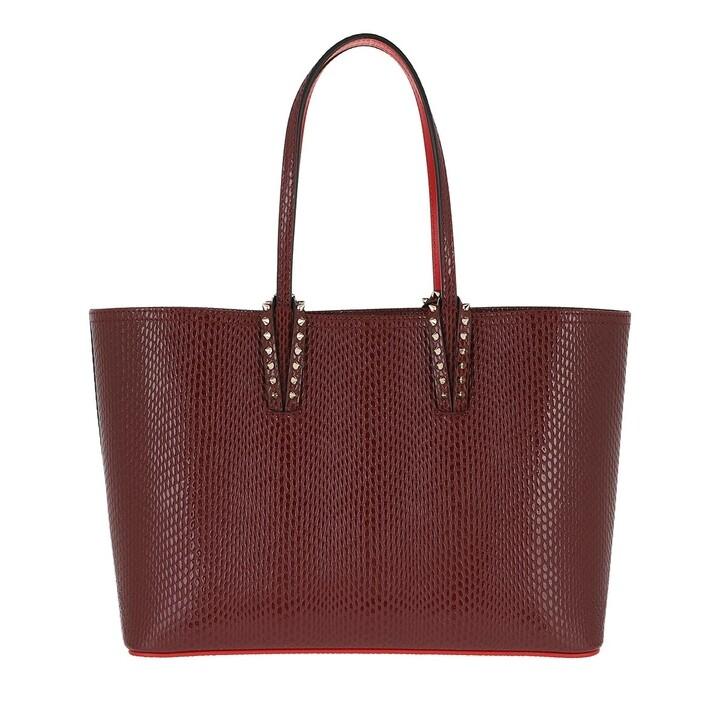 bags, Christian Louboutin, Cabata Small Tote Bag Leather Tanin