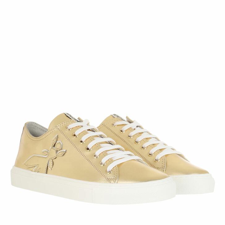 shoes, Patrizia Pepe, Sneaker Gold Star