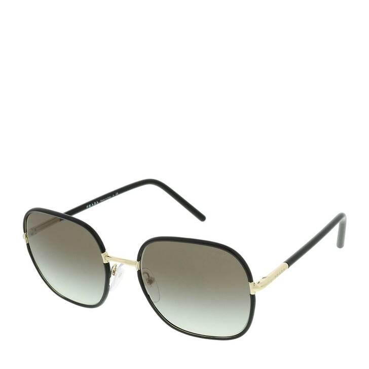 sunglasses, Prada, 0PR 67XS AAV0A7 Woman Sunglasses Catwalk Black