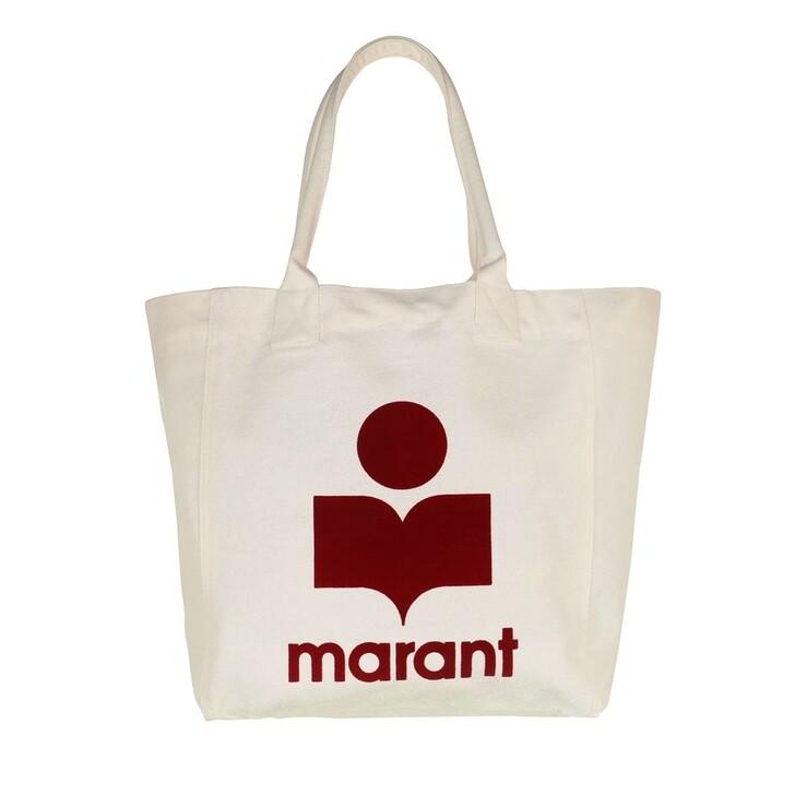 Handtasche, Isabel Marant, Tote Bag Yenky Ecru