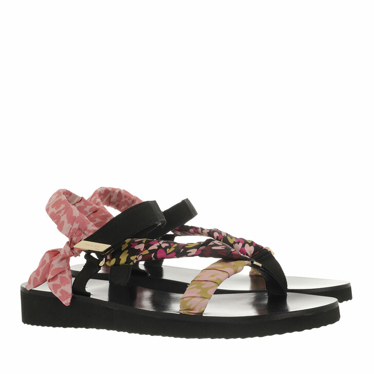 shoes, Ted Baker, Seeyi Euphoria Printed Sport Sandal Multicolor