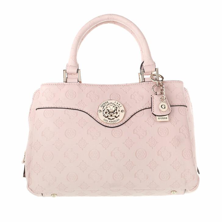 Handtasche, Guess, Dayane Satchel Bag Blush