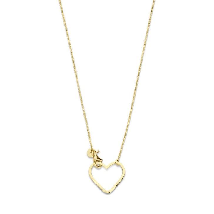 necklaces, Isabel Bernard, Belleville Amore 14 Karat Necklace