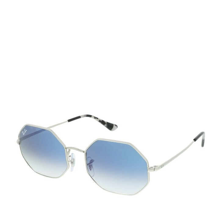 sunglasses, Ray-Ban, Unisex Sunglasses Icons Shape Family 0RB1972 Silver