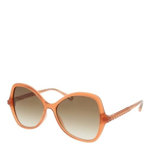 chloé -  Sonnenbrille - Sunglass WOMAN BIO INJECT - in pink - für Damen