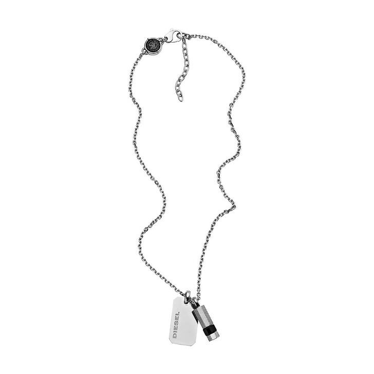 necklaces, Diesel, Necklace DX1156040 Silver