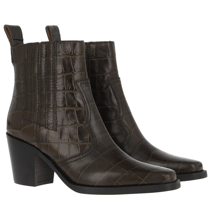 shoes, GANNI, Ankle Boots Kalamata