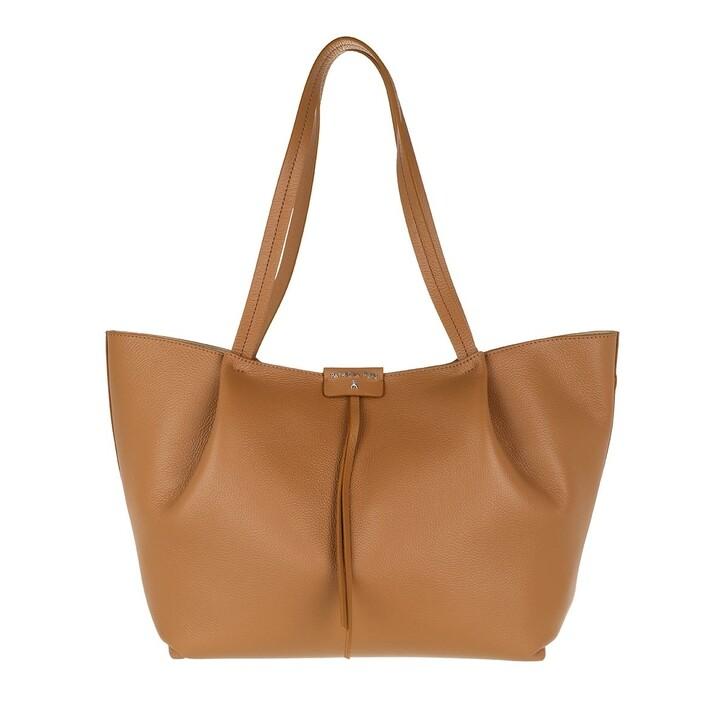 Handtasche, Patrizia Pepe, Shopper Cuoio