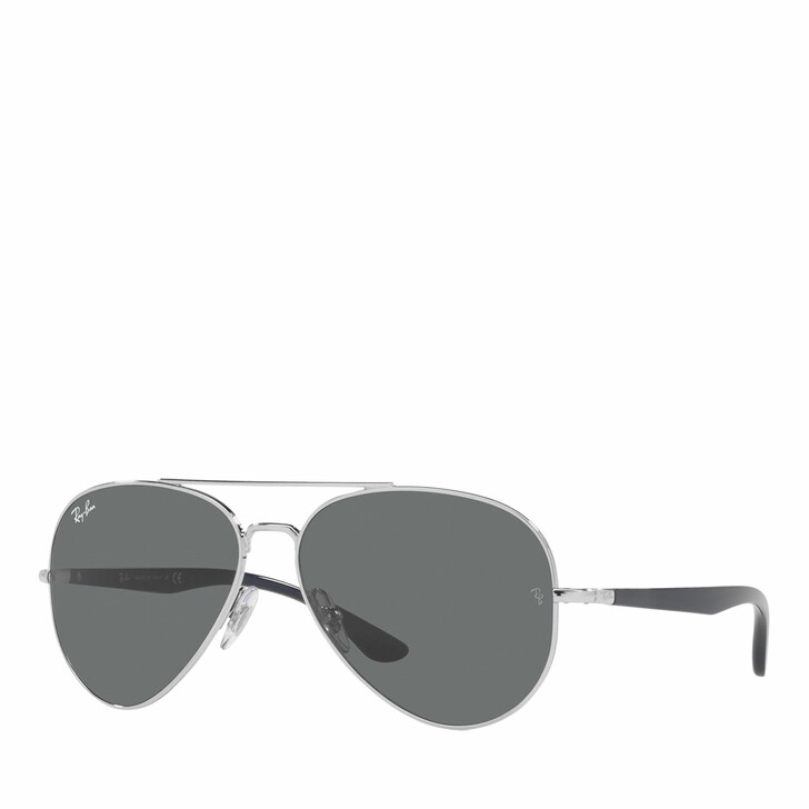 sunglasses, Ray-Ban, Unisex Sunglasses 0RB3675 Silver
