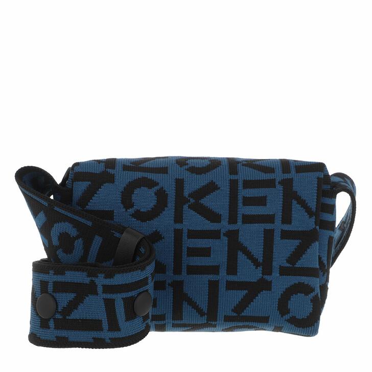 bags, Kenzo, Crossbody bag Ink